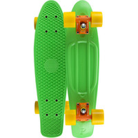 Penny Original Skateboard Green/Orange/Yellow One Size For Men 20192854901