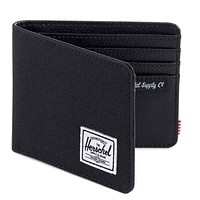 Hank Wallet in Black by Herschel Supply Co.