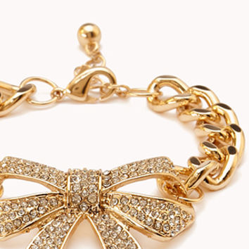 Sweet Side Bow Bracelet
