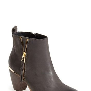 "Women's Steve Madden 'Wantagh' Leather Ankle Boot, 2 3/4"" heel"
