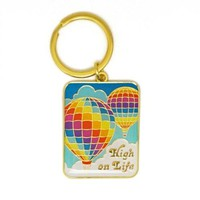 """High On Life"" Keychain"