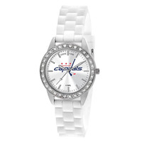 Washington Capitals NHL Women's Frost Series Watch