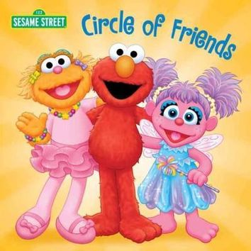 Circle of Friends (Sesame Street Board Books)