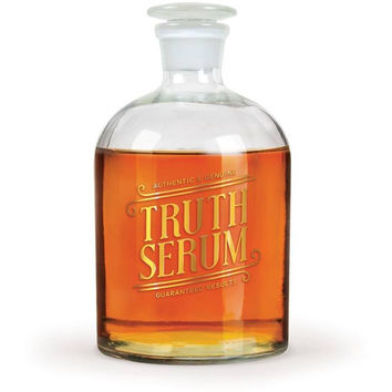 Bottled Up Whiskey Decanter - Truth