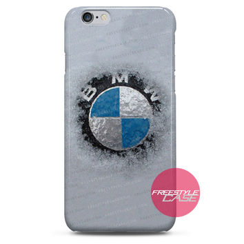 Bmw Ice Logo iPhone Case 3, 4, 5, 6 Cover