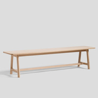Frame Bench by Line Depping & Jacob Jorgensen