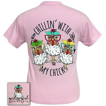 Girlie Girl Originals Preppy My Chicks T-Shirt