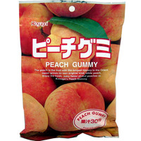 Japan Centre - Kasugai Peach Gummy Candy | Japan Centre