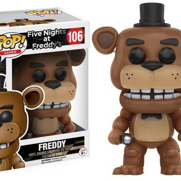 Funko POP! GAMES: FIVE NIGHTS AT FREDDY'S - FREDDY 11029