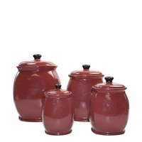 4-Piece Hearthstone Canister Set