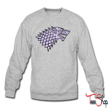 Game of Thrones Stark crewneck sweatshirt