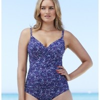 """BESPOKEfit"" BESPOKEfit Swimsuit - Standard at Simply Be"