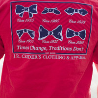 J.R. Crider's - The Logo Tee (Short Sleeve)