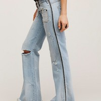 Free People Florence Low Rise Flares