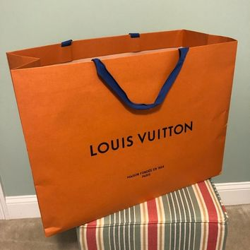 Extra Large Louis Vuitton Shopping Bag