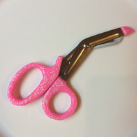 Glittered Trauma Shears