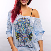 Positive Vibrations Premium Off Shoulder