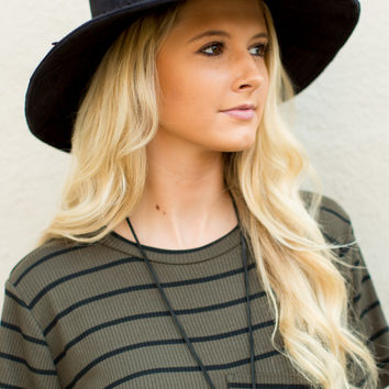 Cumberland Hat - Black