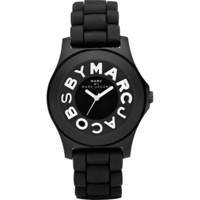 Marc by Marc Jacobs Sloane Black Dial Quartz Women's Watch - MBM4006