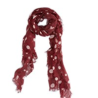AEO SHIMMERY DOT SCARF