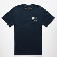 RVCA Balance Box Mens T-Shirt | Graphic Tees