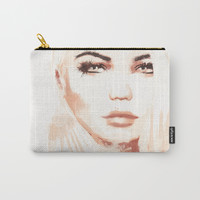Tone Carry-All Pouch by allisonreich