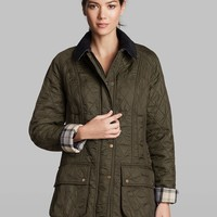 BarbourJacket - Beadnell Polar Quilted