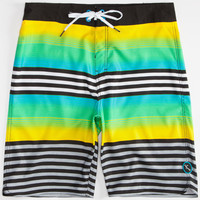 Lost Static Mens Boardshorts Aqua  In Sizes