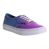 Vans Authentic Slim Ombre Hollyhock Surf The Web - Unisex Sports
