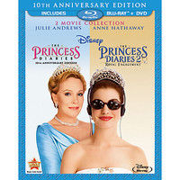 The Princess Diaries Collection - 3-Disc Set