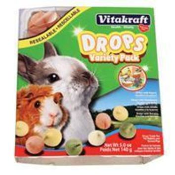 Vitakraft Pet Prod Co Inc - Drops Variety Pack - Guinea Pig/rabbit