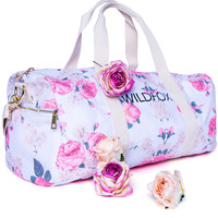 Wildfox Couture Austen Rose Gym Bag Multi One