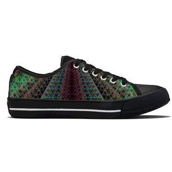 Spectra by Sam and Cate Farrand - Low Top Canvas Shoes