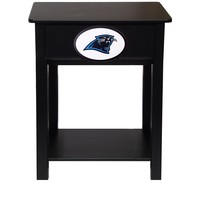 Carolina Panthers Birch Side Table (Pth Team)