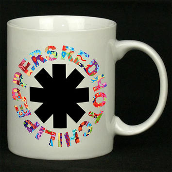 Red Hot Chili Peppers For Ceramic Mugs Coffee *