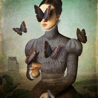There is Love in you Art Print by Christian Schloe