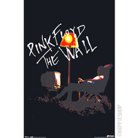Pink Floyd - The Wall (TV) Poster