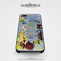 Sleeping Beauty Inspired Disney Poster case for iPhone, iPod, Samsung Galaxy, HTC One, Nexus