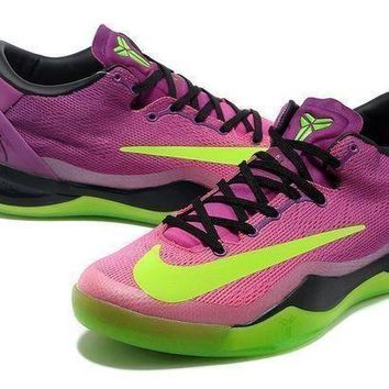 LMFUX5 vawa nike zoom men s kobe 8 system 615315 basketball shoes purple number 1