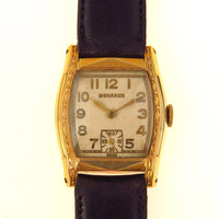 Art Deco Era Monarch Vintage Watch