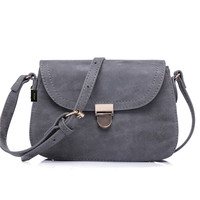 Retro Pu Leathere Small Crossbody Shoulder Bag