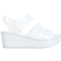 Monica Jelly Sandal Platform - Milk