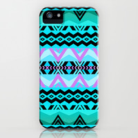 Mix #527 iPhone & iPod Case by Ornaart