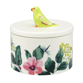 Parakeet Trinket Pot | Home View All | CathKidston