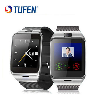 2016 Fashion Aplus Smart Watch GV18 Support Micro SIM Card NFC Communication Bluetooth 3.0 Clock 550mAh Battery Long Duration