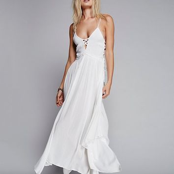 Free People Coconuts All Day Maxi