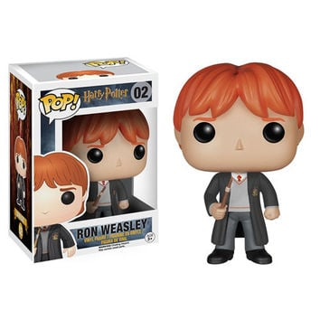 Harry Potter Ron Weasley Pop! Vinyl Figure