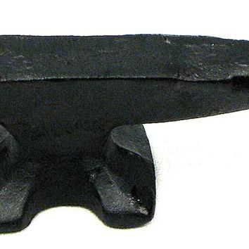 Small Cast Iron Anvil