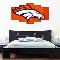 Denver Broncos Wall Art