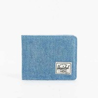 Herschel Supply Co. Hank Denim Bi-Fold Wallet